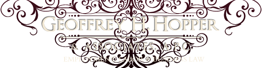 Hopper Law Logo